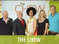 The Chew is ABC's cooking show with a team of expert hosts known as The Chew crew. Mario Batali is the go-to guy on Italian cuisine & food history. Michael Symon loves bacon recipes and Five in Five recipes. Daphne Oz finds ways to make healthy recipes and lighter dishes. Carla Hall is the baking goddess, with dessert recipes and perfect pie crusts. Clinton Kelly handles cocktail recipes, style advice, and food etiquette. Lively guests and great recipes mean it's always a party in the kitchen!