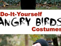 All of my favorite DIY Costume Ideas