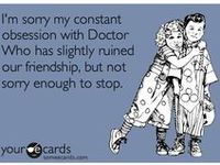 Doctor. The Doctor. Fun.