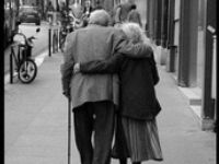 Grow old along with me...