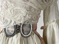 Historical & Hybrid Fashion with gorgeous textiles and details. #Elegant #Vintage #Steampunk #Victorian #Edwardian #Regency #Costume #Gothic #Fashion #Romantic #Whimsical #Feminine