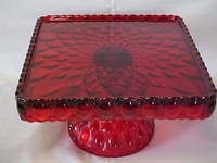 Pedestal Cake Plates - Vintage