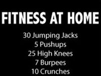 Daily Workouts