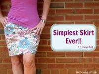 Stylish: Sew Simple ;-)