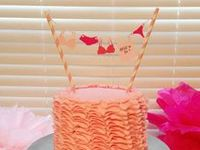 Jennifer's Lingerie Shower Cakes