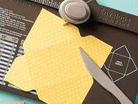 Crafts - Envelope Punch Board