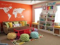 Happy/Educational Rooms for Kids