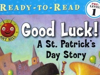 Books for St. Patrick's Day (mostly children's picture books.)
