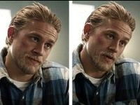 Charrlie Hunnam-Sons of Anarchy