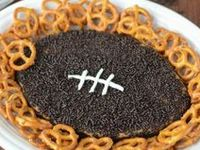 Game day treats and creativity for Football Season.