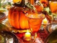 Elegant Tableware: Autumn