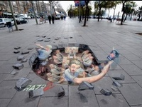 Includes awesome 3-D chalk art by Julien Beever, Kurt Wenner, Edgar Mueller, Leon Keer, Manfred Stader and many more!