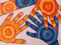 ArtEd- Hand art