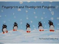 Playful Learning Activities centered around a WINTER THEME in Preschool and Kindergarten