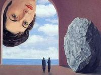 René François Ghislain Magritte was a Belgian surrealist painter. Known for his witty and provocative images, intended his work 'preconditioned perceptions of reality.