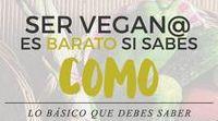 Vida vegana / Vive y come sin crueldad animal