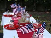 Things RED-WHITE & BLUE, Patriotic themes, Foods, Patriotic Recipes and  Patriotic Decor