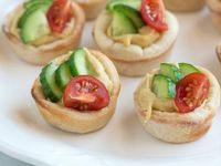 ... Savory Cupcakes on Pinterest | Pizza cups, Cheese muffins and Cupcake