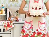 The KITCHEN is the heart of the home. Most of my sweet memories are made there! xox
