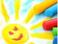 Summer fun for kids including backyard games, water play, sensory activities and more!  We <3 summer!