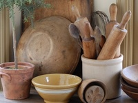 1000 Images About Love Old Bowls Amp Rolling Pins On