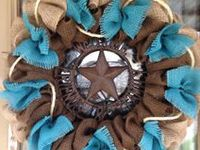 DIY Wreaths ~ Door Hangers