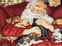 Santa Claus..