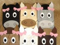 Cowgirl/horse birthday party