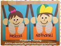 Preschool crafts and ideas