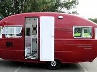 Love vintage trailers...