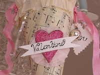 Valentine's Day Crafts, Recipes, & Decorating