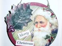 DIY ornaments for Christmas and other holidays and events