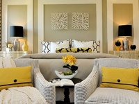 Master Bedrooms and Guest Suites