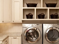 Dream Home - Laundry Rooms