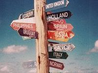 Places around the globe