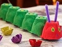 1000 images about things to make with egg boxes on pinterest for Things to make with egg boxes
