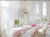 Love, love, love Shabby Chic.  My style is a combination of french country coastal shabby chic with a touch of romance.