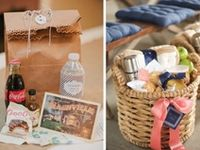 Weddings - Welcome bags/Favour bags/Beach Tote bags/Fabric baskets.