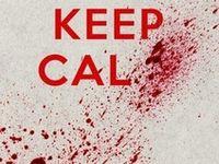 KEEP CALM & .......