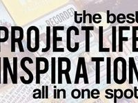 •Printable's and Ideas For Project Life•