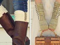 Boot Cuffs/Spats/LegWarmers
