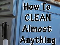 Recipes and instructions for cleaners & cleaning...  I started doing this in 2012, and I love it!  If the thought is overwhelming to you, just:  1)Buy the basics- Baking Soda & Vinegar (buy large ones of these), as well as: Borax, Hydrogen Peroxide, small Rubbing Alcohol, 1 or 2 essential oils-esp. citrus (for nice scent), Unsweetened Lemonade Koolaid (for hard water stains in tub & toilet). 2) Let yourself use up your chemical cleaners, and as you run out of each, make one to replace it.