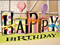 Birthday ideas, games, themes, etc....