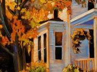 Homes in art 3