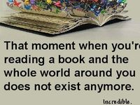 Another world through reading