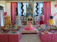 Party: Disney Princesses