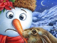 Snowmen--crafts and treats