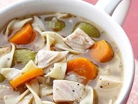 Soups, Stews, and Chowder