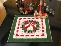 Christmas and Fall Quilting