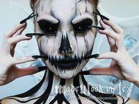 Halloween make up & costumes